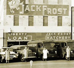 Downtown location circa 1930